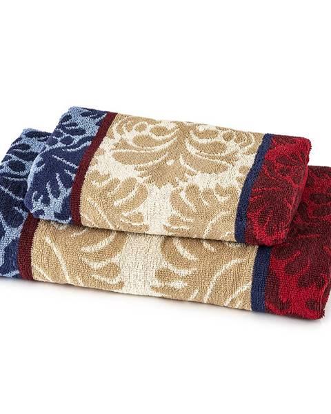 Viacfarebný uterák Bellatex
