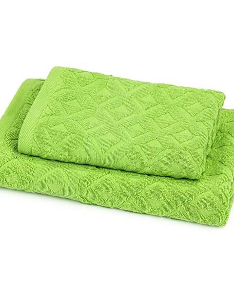 Zelený uterák Kalorik