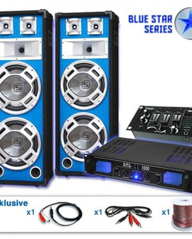 Electronic-Star Ozvučovací set Blue Star Series Basskern USB, 2800 W