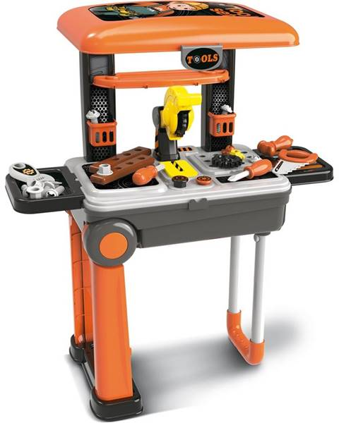 Oranžové hračky Buddy Toys