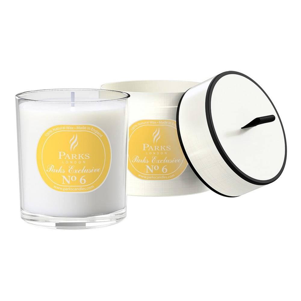 Parks Candles London Sviečka s vôňou limetky a citróna Parks Candles London Exclusive, 50hodín horenia