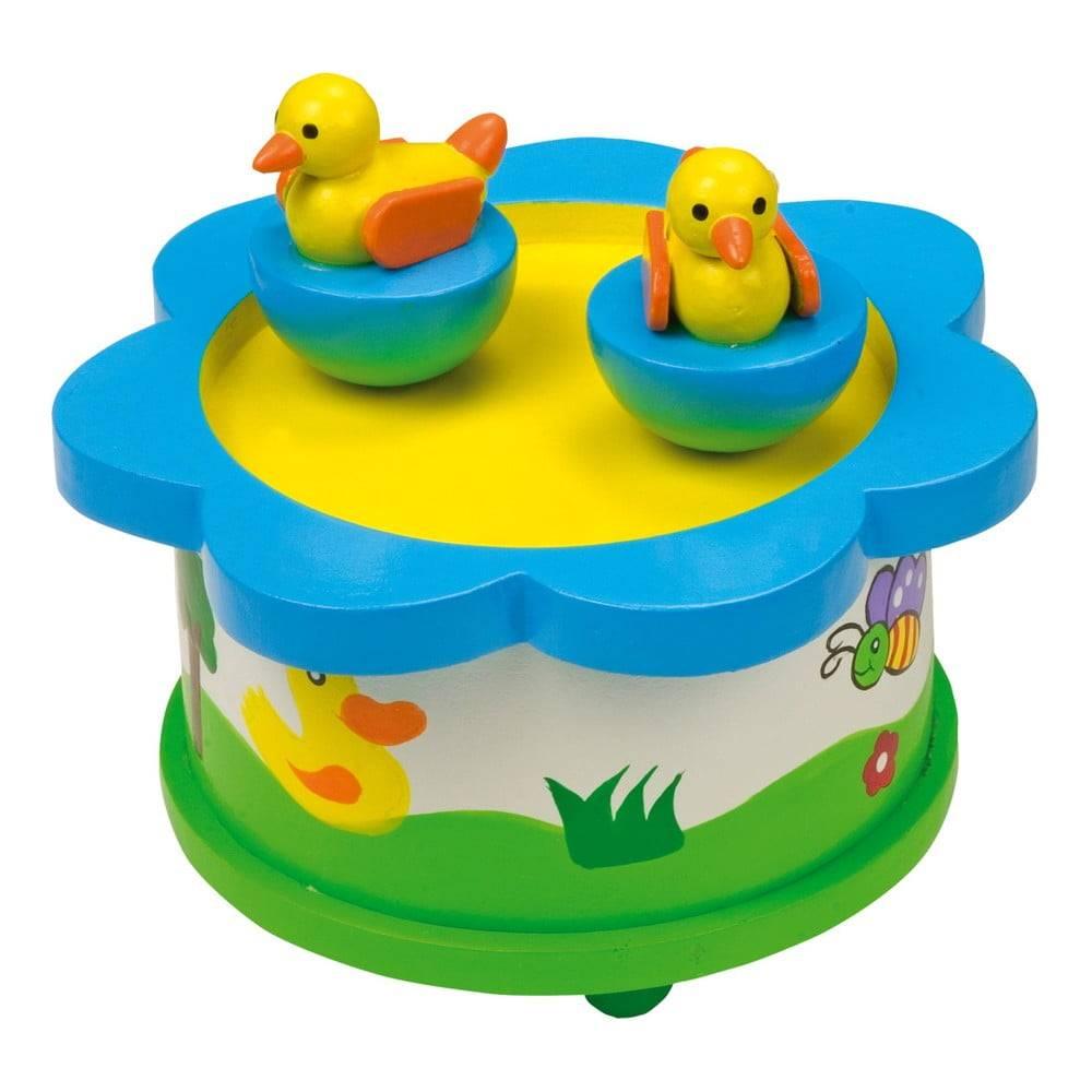 Legler Drevená muzikálna hračka Legler Duck Dance