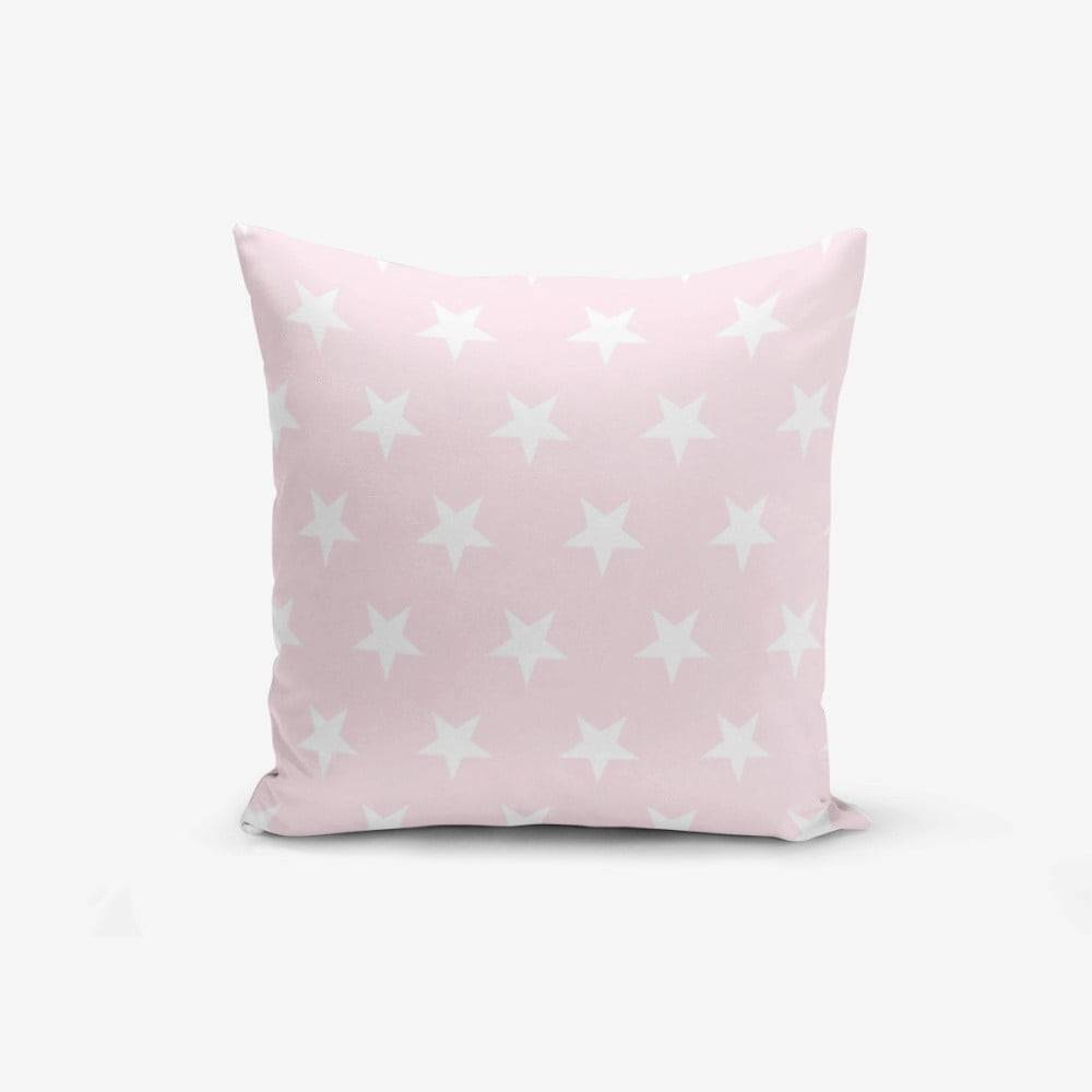 Minimalist Cushion Covers Obliečka na vankúš Minimalist Cushion Covers Powder Star, 45×45 cm