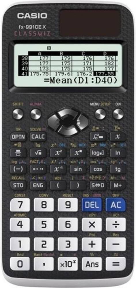 Casio Kalkulačka Casio ClassWiz FX 991 CE X čierna