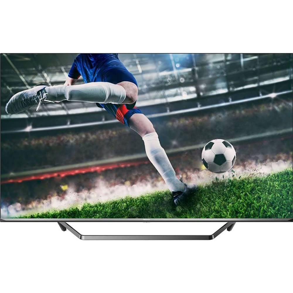 Televízor Hisense 65U7QF siv