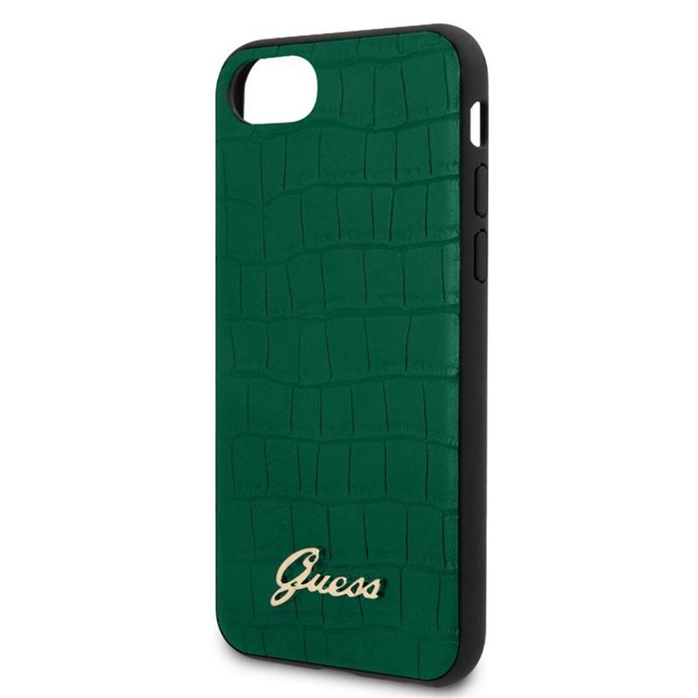 Guess Kryt na mobil Guess Croco na Apple iPhone 8/SE