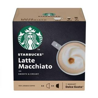 Kapsule pre espressa Starbucks Latte Macchiato 12Caps