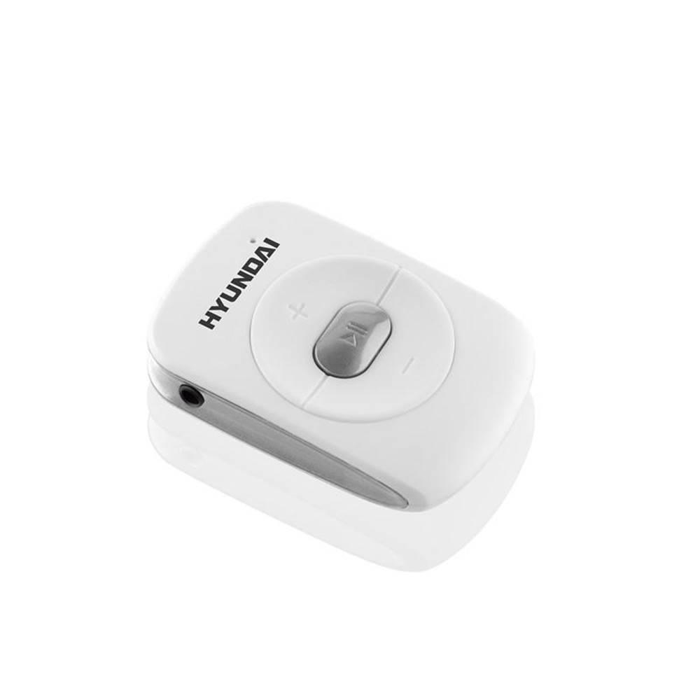 Hyundai MP3 prehrávač Hyundai Mp214gb4ws strieborný/biely