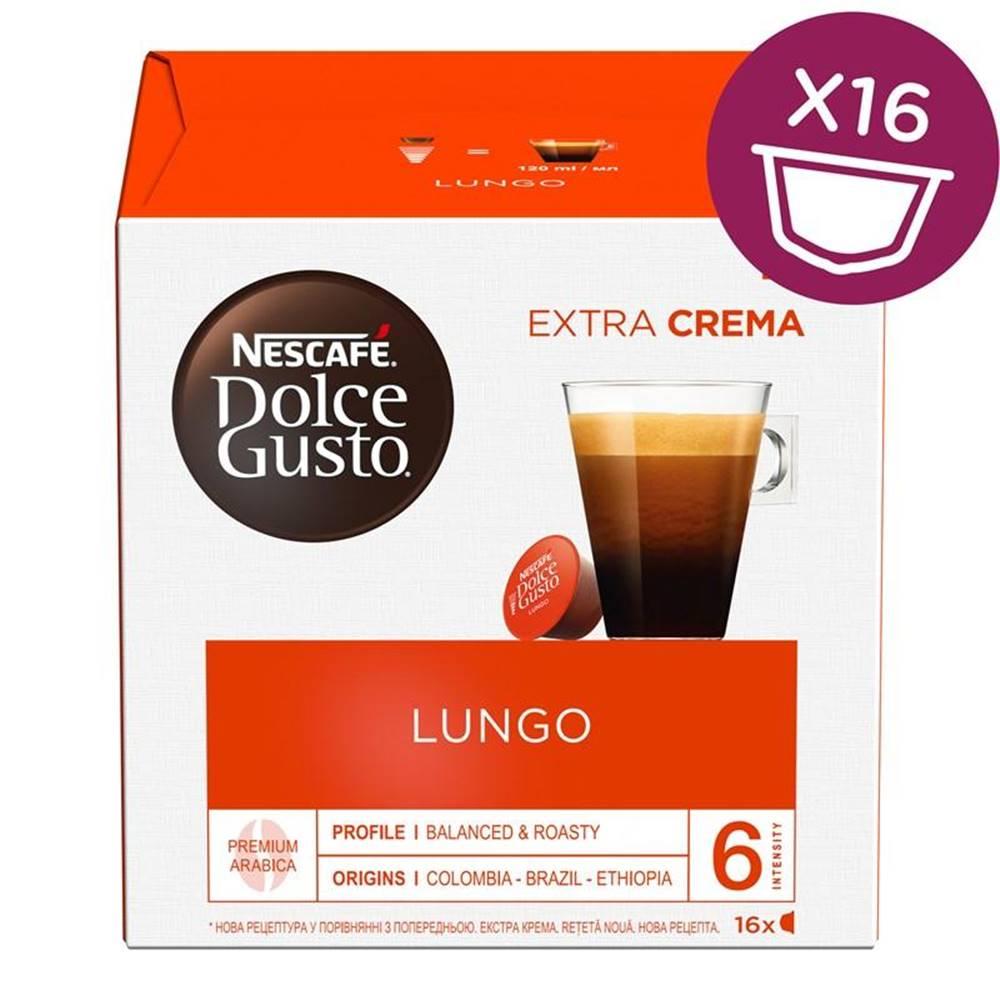 Nescafé NescafÉ Dolce Gusto® Lungo kávové kapsle 16 ks