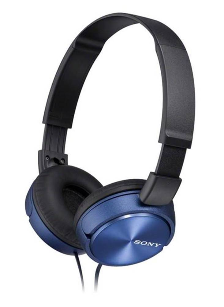 Sony Slúchadlá Sony Mdrzx310l.AE modrá