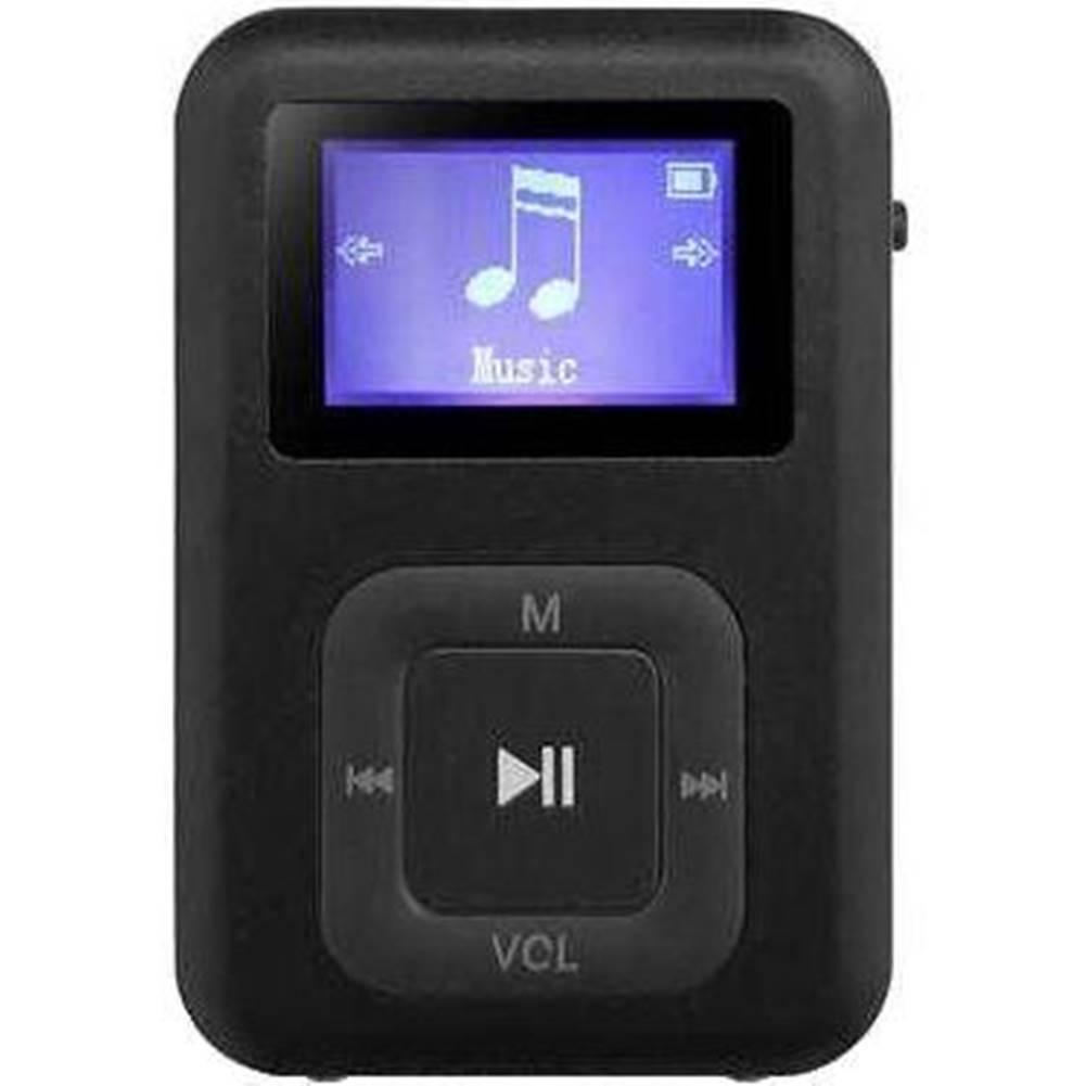 AQ MP3 prehrávač AQ Mp01bk čierny