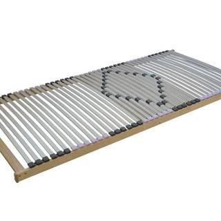 Pevný lamelový rošt TRIO T12 80x200 cm